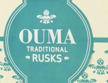 Förpackning Ouma Rusks